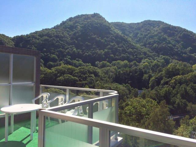 [定山渓]  天然温泉・露天風呂・サウナ・wifi・無料駐車場あり