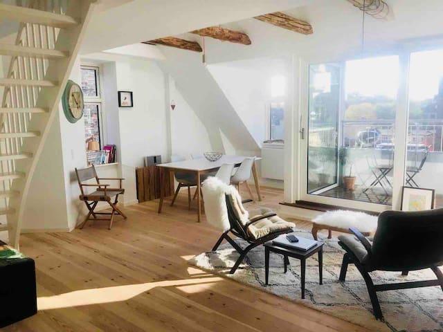 Copenhagen Charming appartement