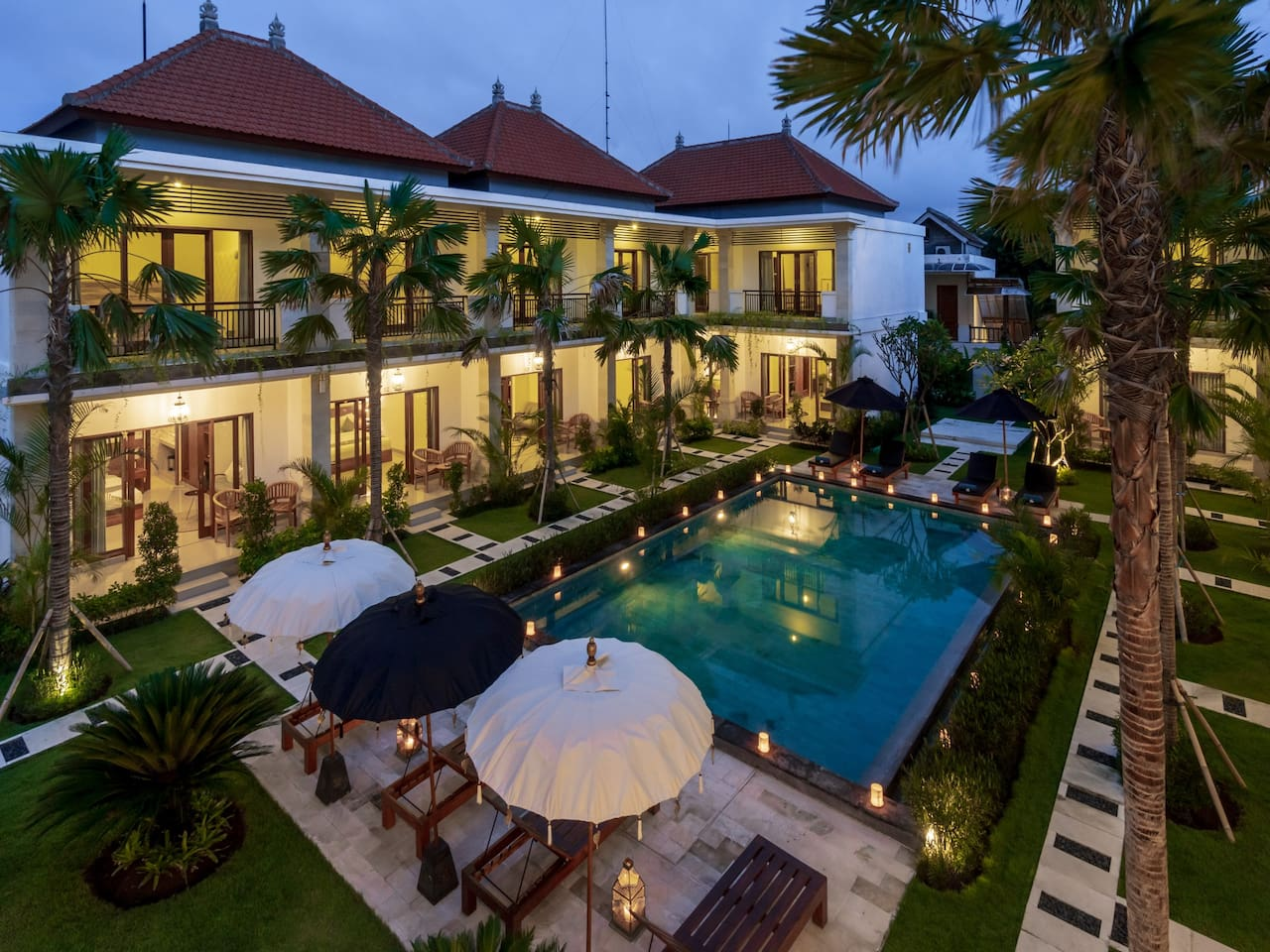 The charm of Balinese Hospitality