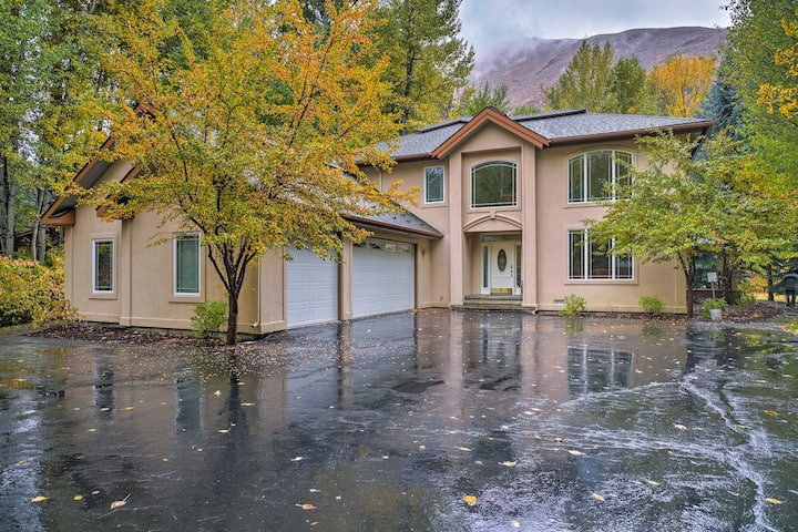 Grand Hailey Home by Big Wood River & Sun Valley!