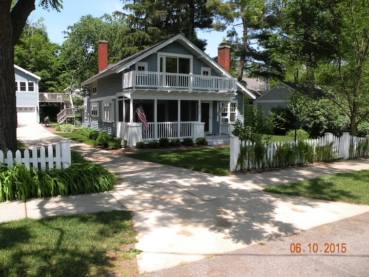 Summer is Coming! Live the Saugatuck Cottage Life!