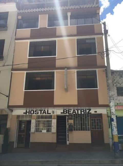 pleasant hostel located behind the main square and with all the basic services to be able to unforgettable your visit