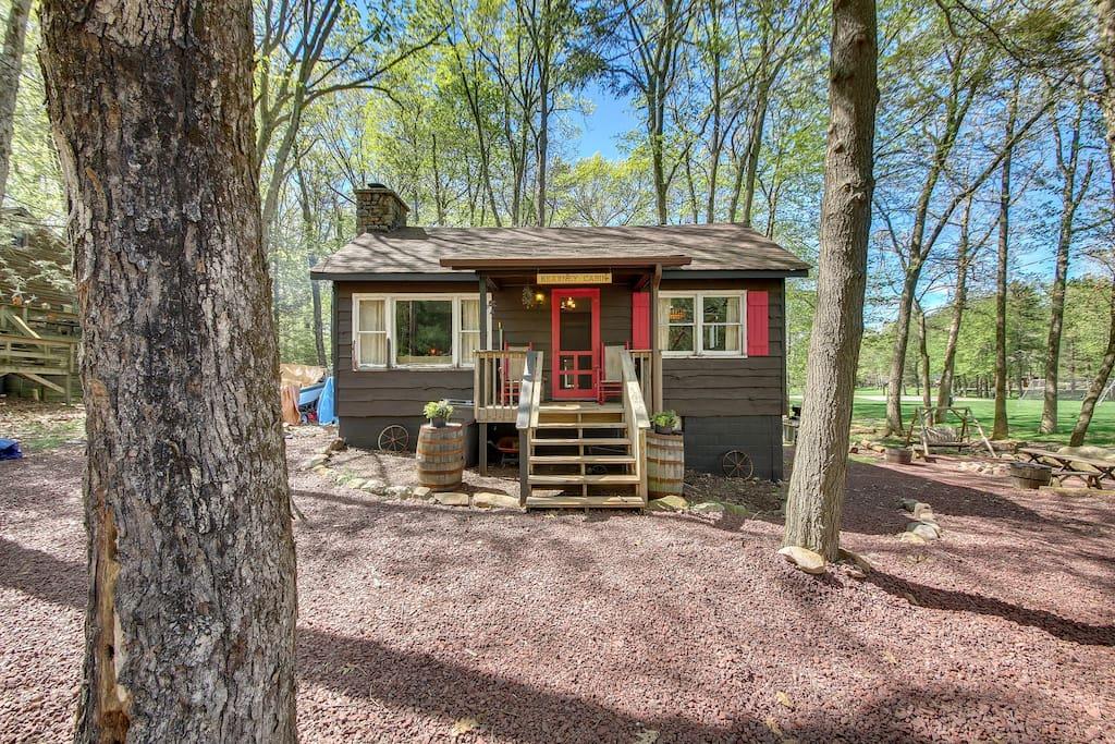 Kearney Cabin Front
