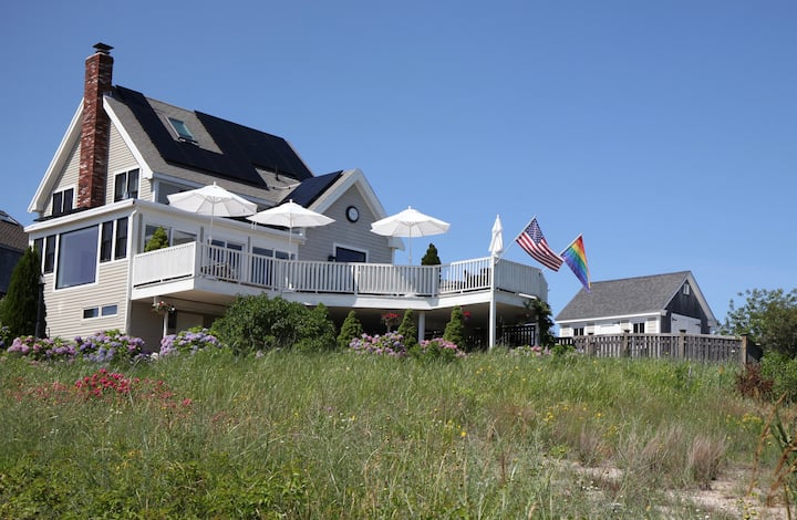 Luxurious 5 bedroom in Provincetown's West End.