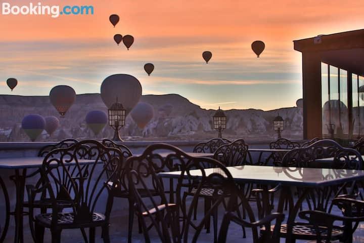 Caravanserai Inn Hotel(Goreme,Cappadocia)
