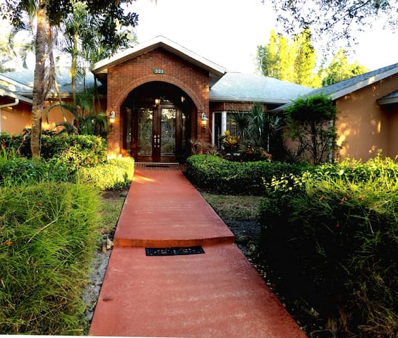 Excellent Location - Large Single Story Home