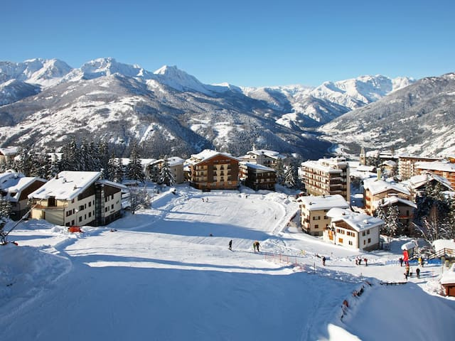 Apartment - 1 km from the slopes - Oulx - Apartment