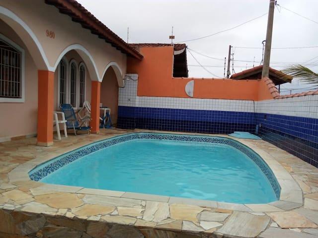 Casa de praia - Peruíbe