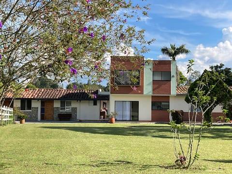 Apartamento campestre, Llanogrande, Rionegro