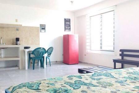 Chiquito, Bonito y Acojedor - Villahermosa - 公寓