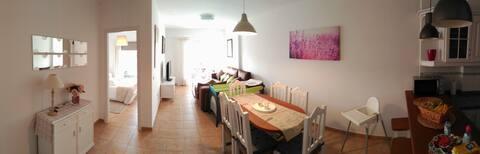 Quiet apartament with terrace