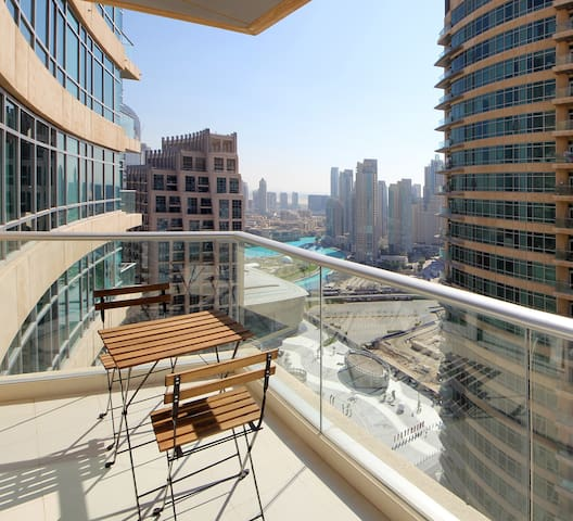 City Outside/Tranquility Inside/Loft Central - Dubai - Byt