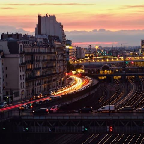 Long term rent in Paris