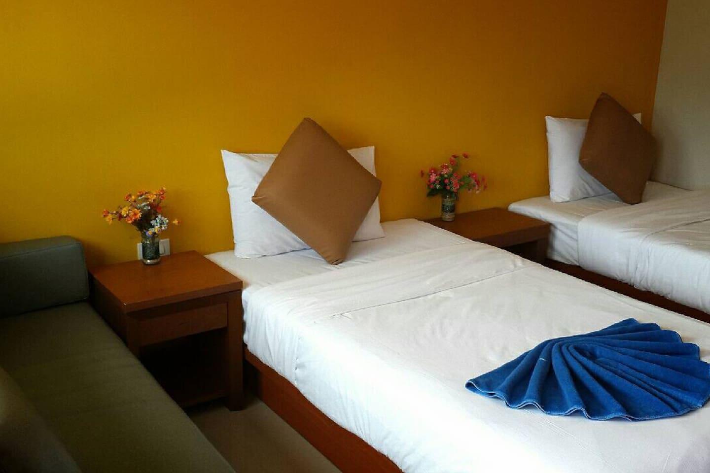 Standard Room/ Twin beds