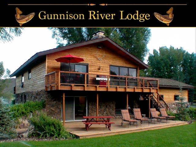 Gunnison River Lodge (Riverfront Vacation Home) - Gunnison - Maison