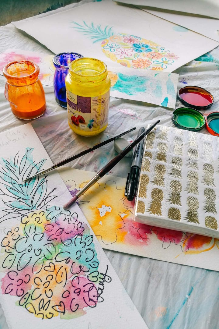 Start your art journey today