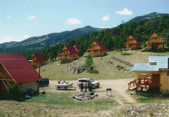 Байкал-Дар - Luontohotelli