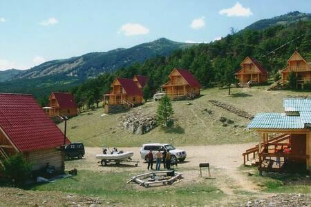 Байкал-Дар - Nature lodge