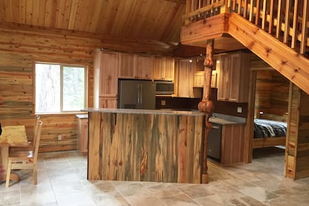2 bedroom Camas Cabin, Glacier National Park