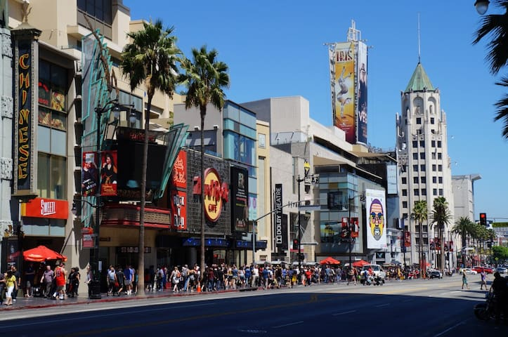 * Amazing Location Hollywood Low Prices