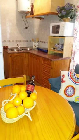 Menor House in Ardales - Ardales - Apartament