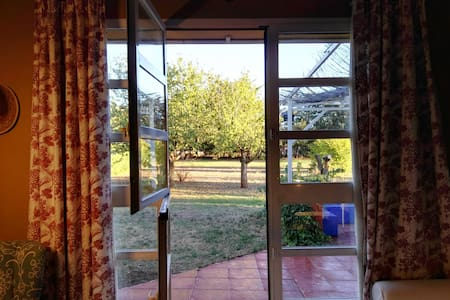 Paz rural a una hora de Madrid