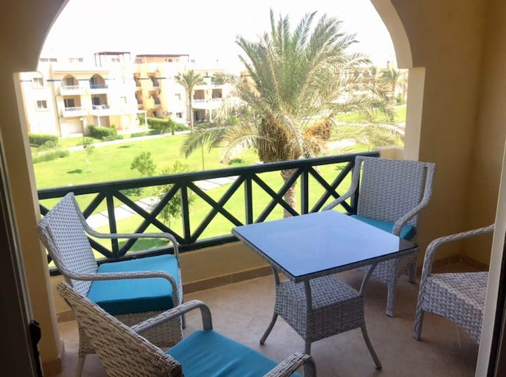 3 BEDROOM CHALET IN STELLA SIDI ABDEL RAHMAN