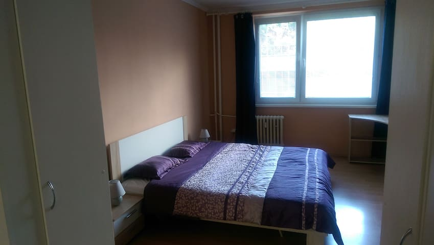 Spacious and Cosy private Room