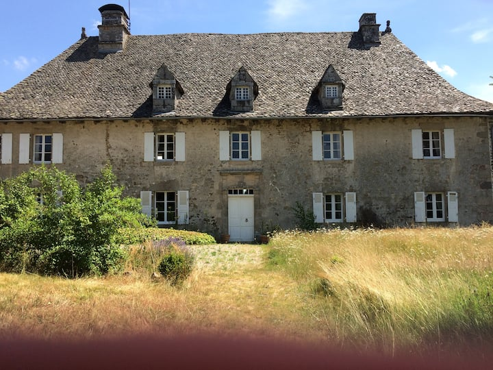 Chateau in the Dordogne
