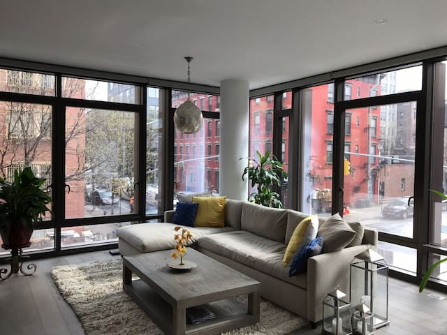 modern 2br new building South Williamsburg - Brooklyn - Condominio