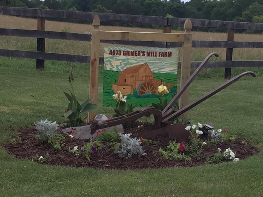 Welcome to Gilmers Mill Farm!