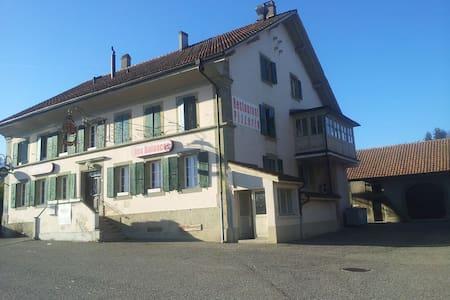 Auberge des Balances - Montpreveyres - Hus