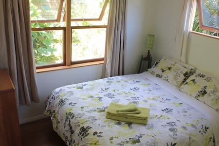 Cosy double guest room in flat - Nelson - Talo