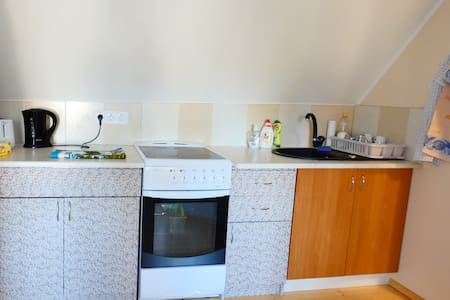 2 bedroom appartment near the beach