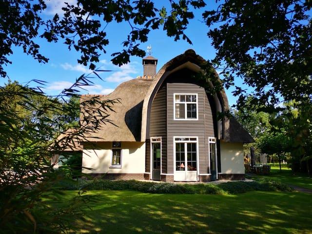 Jules Huis--Vakantie Paradijs dicht bij Giethoorn