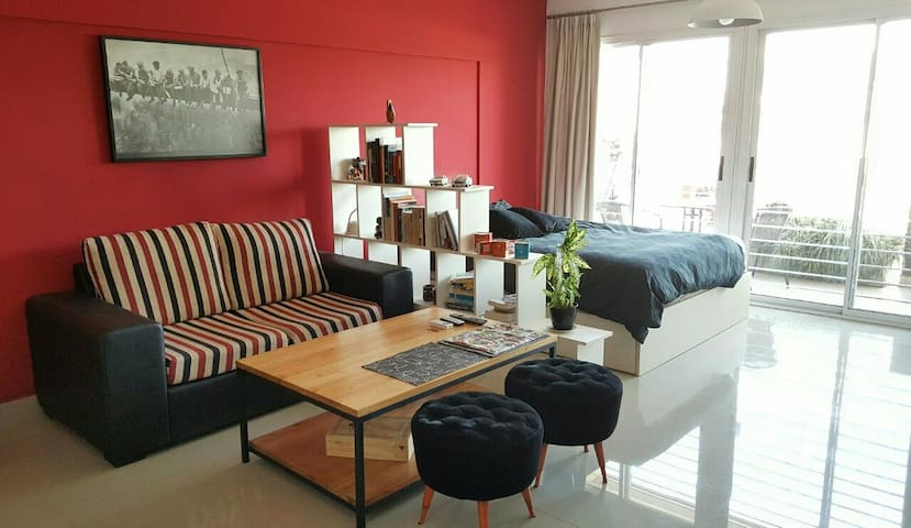 Cozy & Modern Apartment w/ rooftop - Buenos Aires - Apartmen