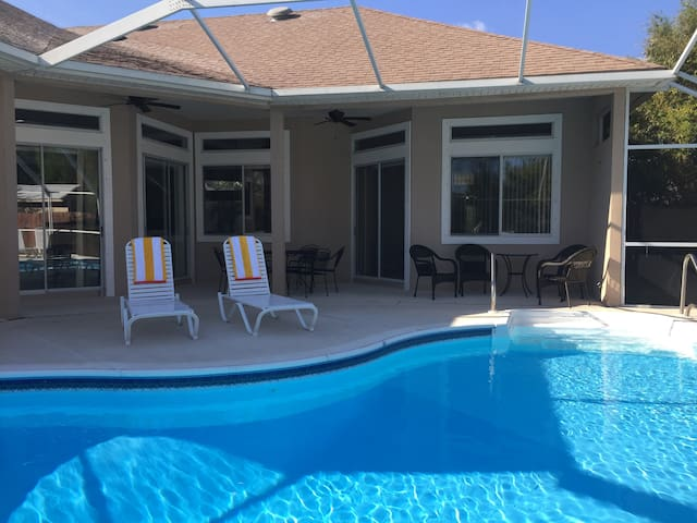 Panhandle paradise /private heated pool ($)