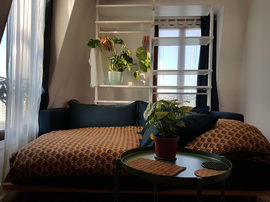 Studio neuilly sur seine jardin d 39 acclimatation - Restaurant jardin d acclimatation neuilly ...