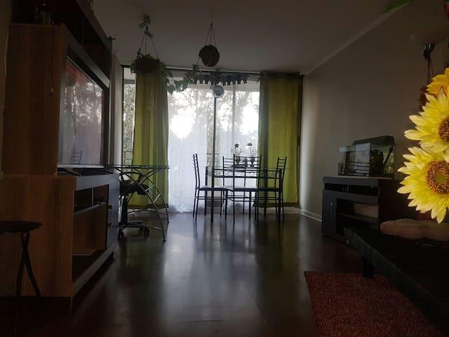 Departamento acogedor - Valparaíso - Apartament