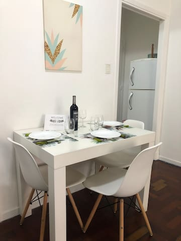 Top area Recoleta.Cozy and spacious studio.
