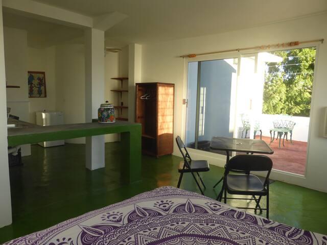 La casa del centro, Suite 2