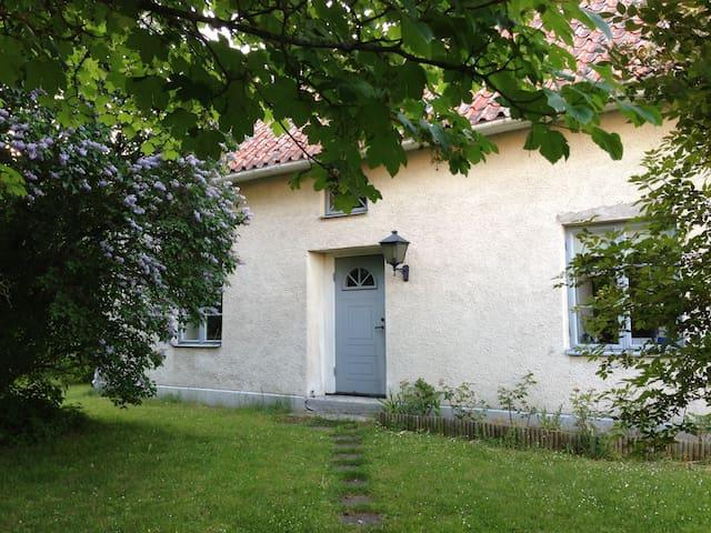 Stenkumla prästgård - Visby