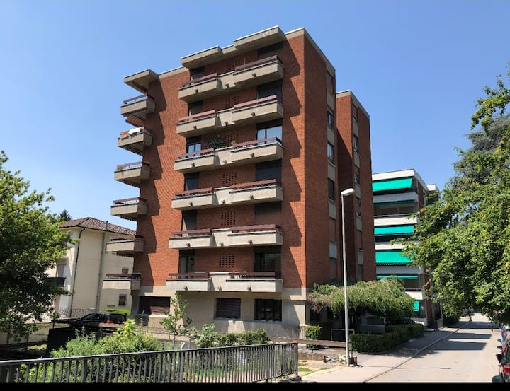 CASA BETTY LUGANO-CONFORT, NUOVO, BELLO, ECONOMICO