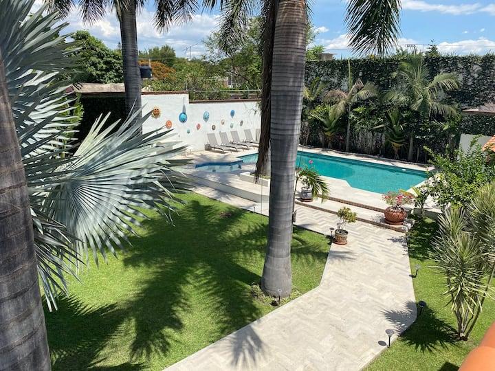 Paradise Villa in Cocoyoc