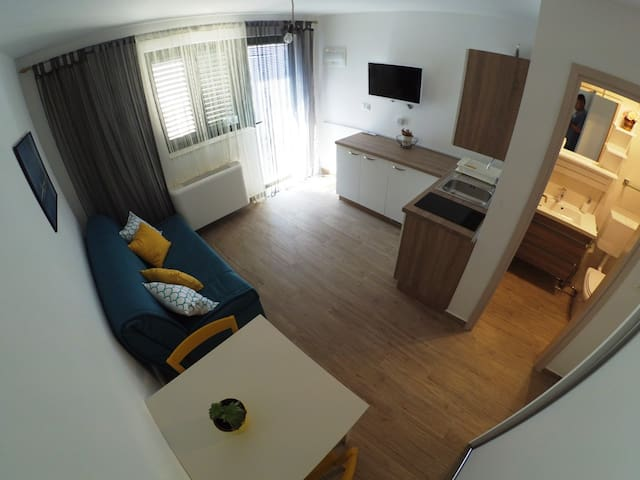 Maritimo apartments Brna - Studio apartment - Brna - Wohnung