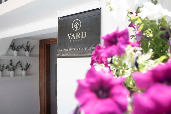 Yard Rooms