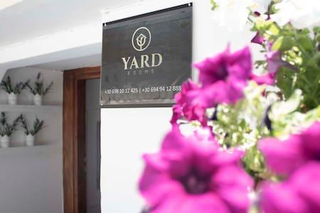 Yard Rooms
