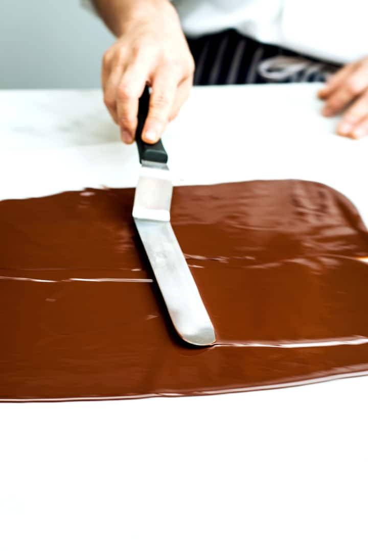 The beauty of chocolate