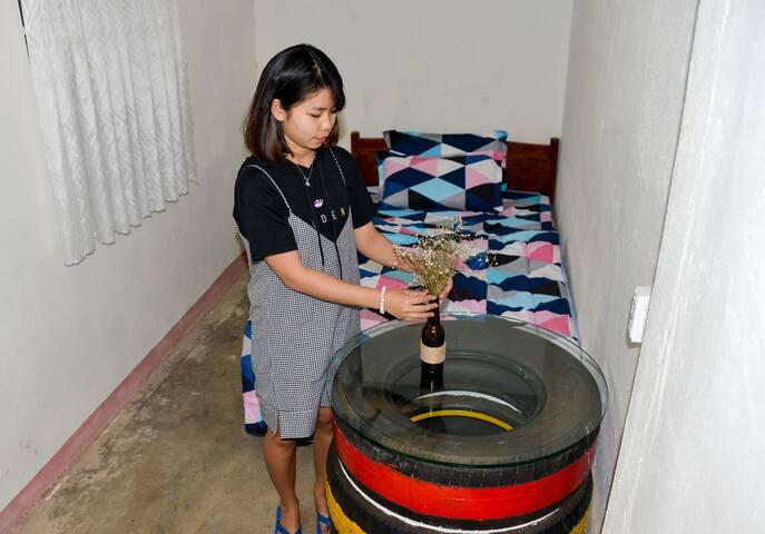 Bao Loc Homestay - Single Room