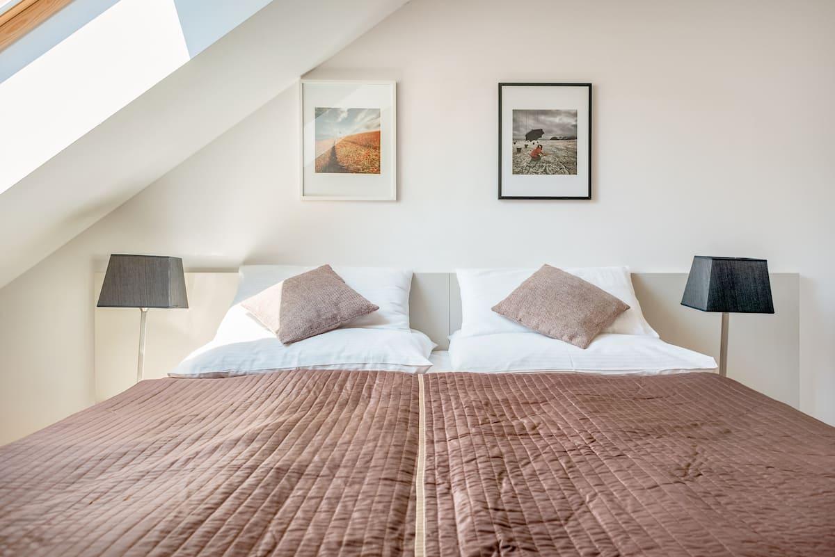 Pokoj v nabídce Deluxe 2 Bedroom Aparthotel s Terrace